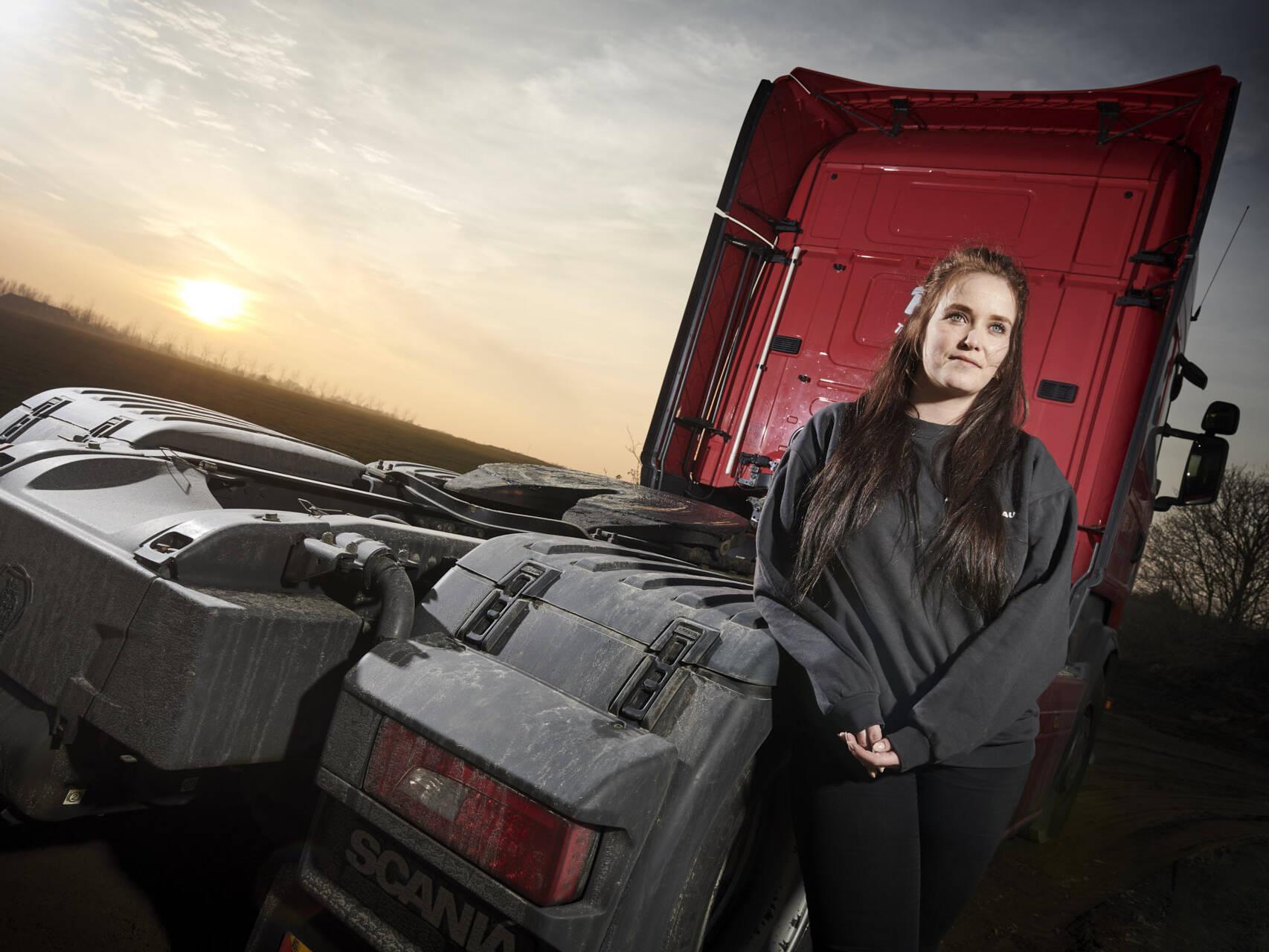 Lastbilchauffør